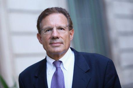 Patrick Berger, directeur régional de la Banque de France en Midi-Pyrénées