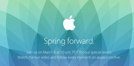 Apple Watch spring