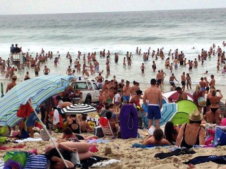 plage / aquitaine