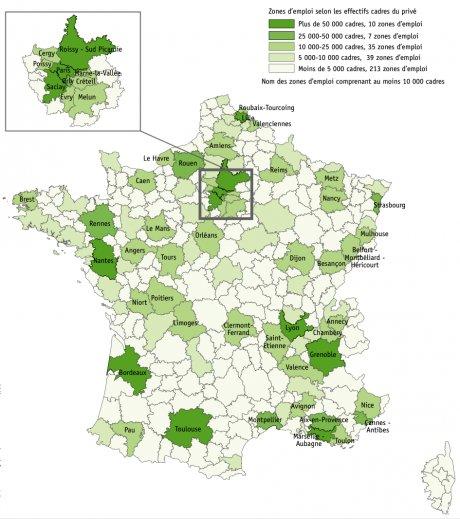 carte emploi cadre territoire