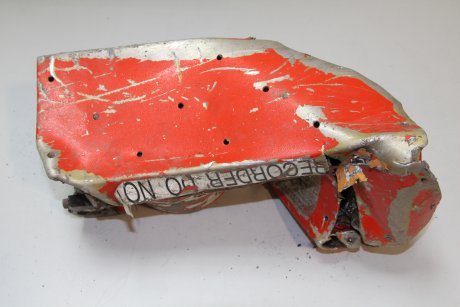 Crash boite noire black box A320 Germanwings