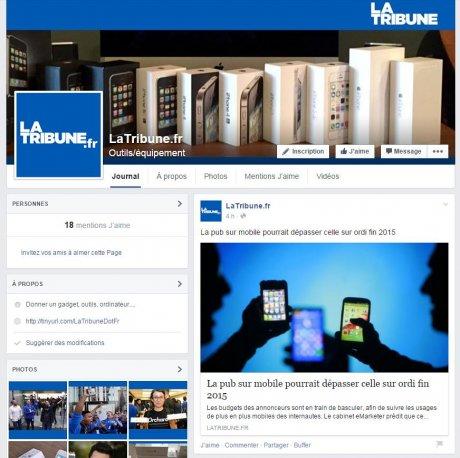 screen facebook