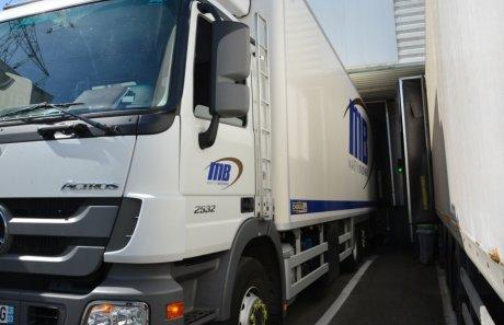 Martin Brower - Logistique