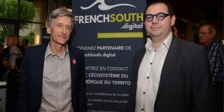 Pierre Deniset et Tony Marchand