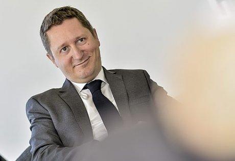 Guillaume Deglise, directeur général de Vinexpo