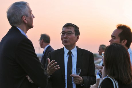 André Chieng