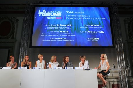 LTWA 2015, table ronde