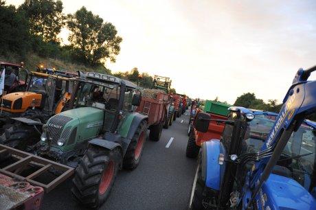 Agriculteur en colère A6