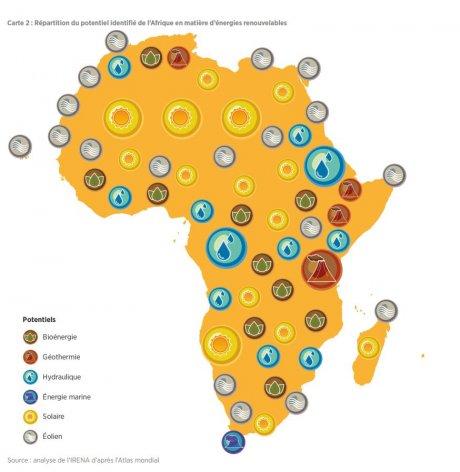 cartographie énergies renouvelables