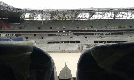 OL grand stade