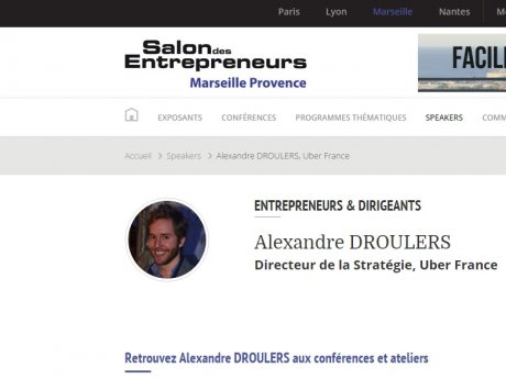 Salon entrepreneurs