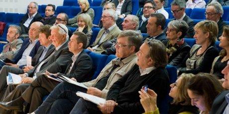 Les débats avaient lieu à l'ESMA de Montpellier