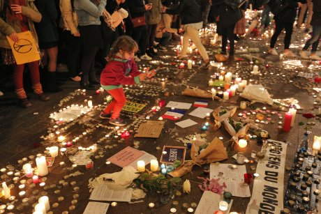 hommage attentats Capitole