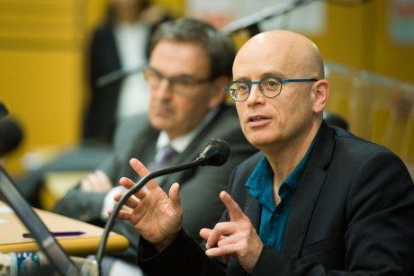 Conférence Ville intelligente_Serge Guérin
