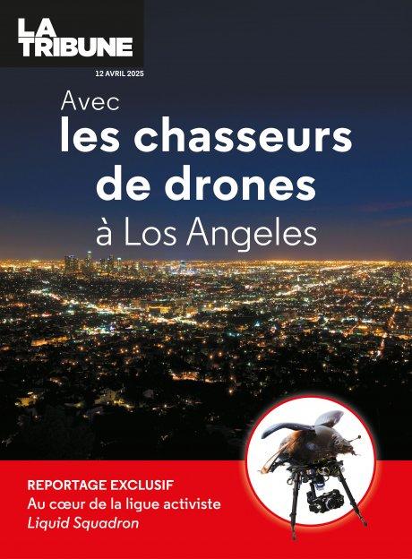 Une - chasseurs de drones