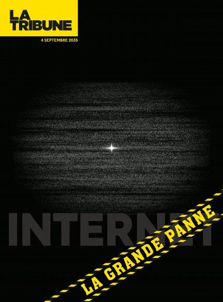 Une - Grande panne internet