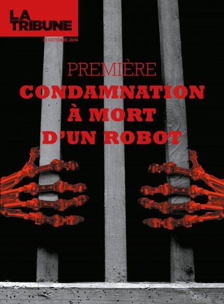 Une - condamnation robot