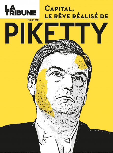 Une - Piketty taxte mondiale sur la fortune