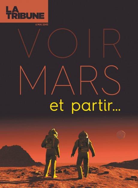 Une- conquête de Mars