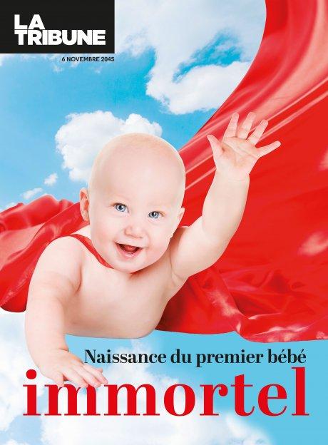 Une - bébé immortel