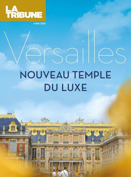 Une - château de Versailles, luxe