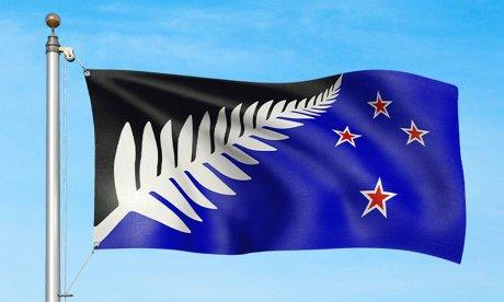 Nouveau drapeau néo-zélandais