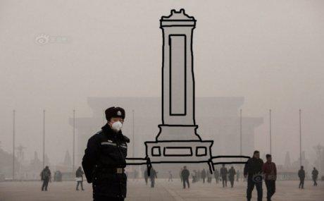 Pollution Pékin