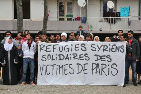 réfugiés izards