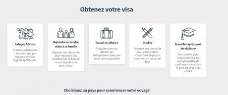 Migreat, plateforme digitale pour les réfugiés
