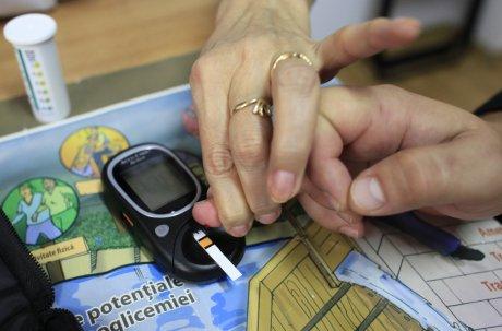 Prueba de diabetes / insulina