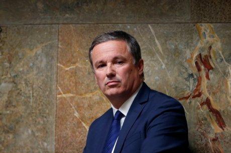 Nicolas dupont-aignan candidat a la presidentielle