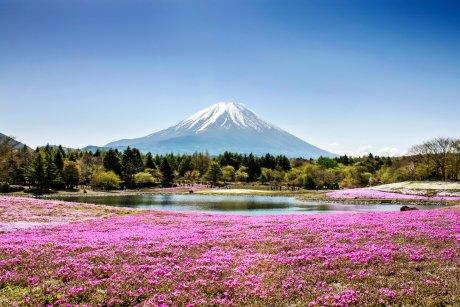 Se faire un film au Mont Fuji