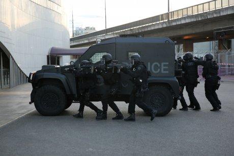 exercice sécurité euro 2016