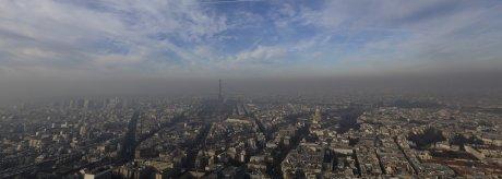 Ile-de-France, contaminación