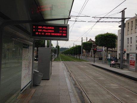 Grève Tramway
