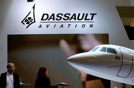 Dassault aviation, a suivre a la bourse de paris