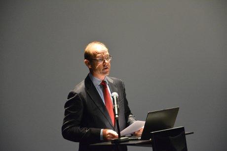 Allan Sichel, président CIVB