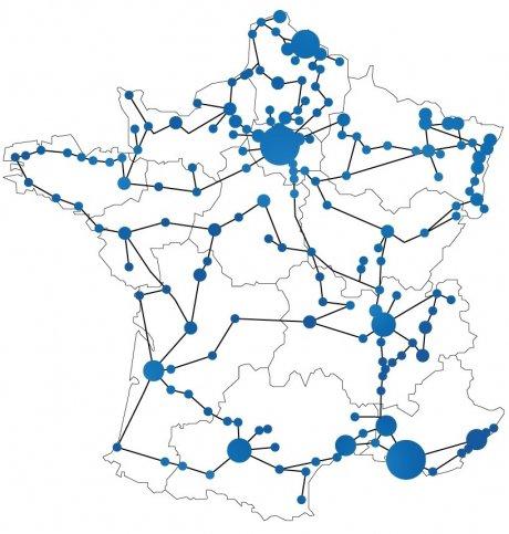 Réseau Kosc Telecom