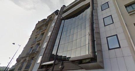 QG Sarkozy Rue de l'université