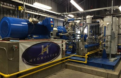 Hydrostor