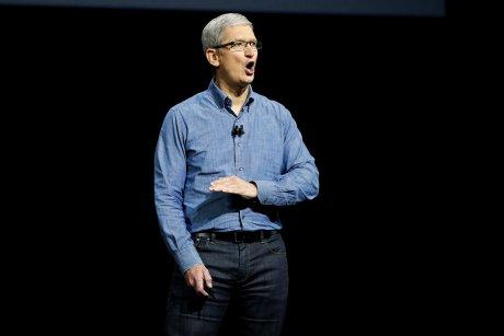 Apple, Tim cook, Conférence mondiale des développeurs, San Francisco, Californie,