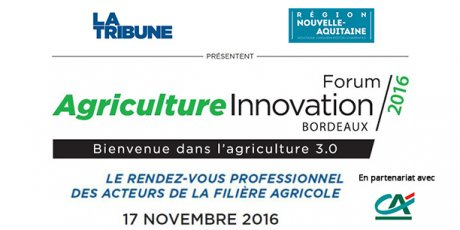 Forum Agriculture innovation 2016