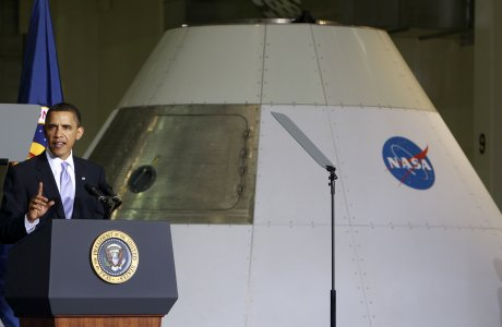 Obama, Nasa, espace, conquête spatiale,