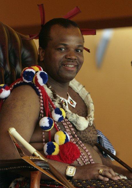 Mswati II