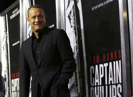 Tom Hanks Capitaine Phillips
