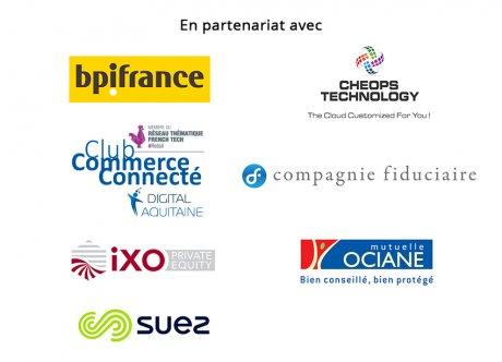 Biznext Bordeaux 2016 partenaires