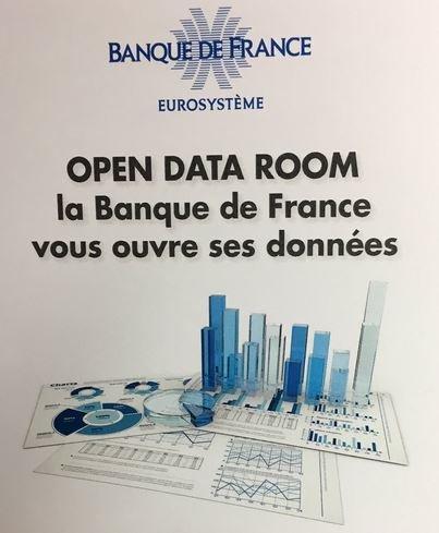 Banque de France open data