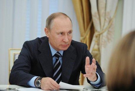 Poutine reproche a la france d'avoir tendu un piege a la russie