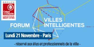 Forum villes intelligentes