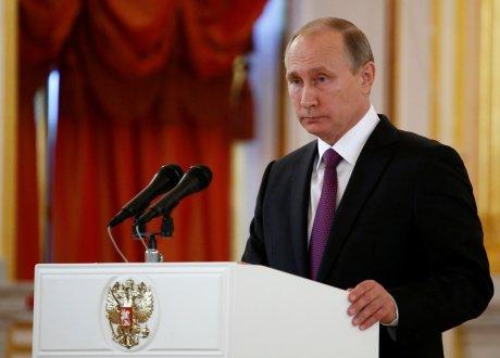 Poutine envisage un dialogue constructif avec trump